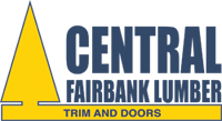 Central Fairbank Lumber Logo